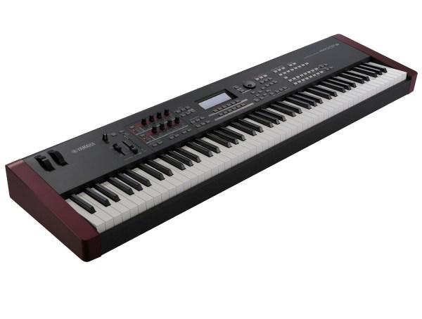 Yamaha Moxf8 88 Weighted Key Synthesizer Workstation