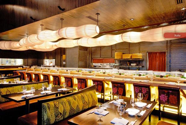 Los mejores restaurantes de comida japonesa en el DF  Alto Nivel