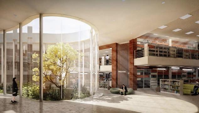 Biblioteca Central de la Facultad de Artes UAEM Cuernavaca  Alto Nivel