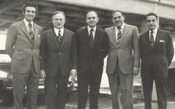 Lorenzo Servitje, Bimbo, líderes mexicanos