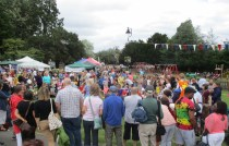 Another Ggrrreat Success for Alton Lions Annual Party in the Park