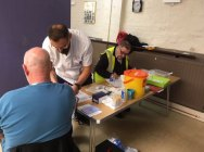 Prostate Cancer Testing Organised for 160 Men by Alton Lions Club (CIO)