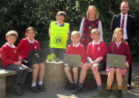 Binstead School at the Forefront With More Laptops