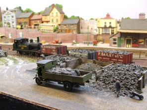 The Coalyard from the EM Gauge Otterbridge