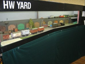 The O Gauge HW Yard