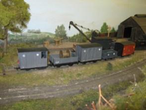 Gretton & Wenlock, O16.5 Narrow Gauge
