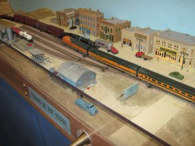 Mohawk Valley, American, N Gauge