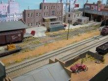 More West Street Yard, American, HO Scale