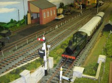 More Weydon Road, Steam, O Gauge