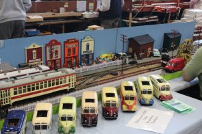 The G Scale Trams of Victoria Ridge Street Car Museum