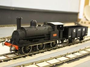 0-6-0 and coal wagon