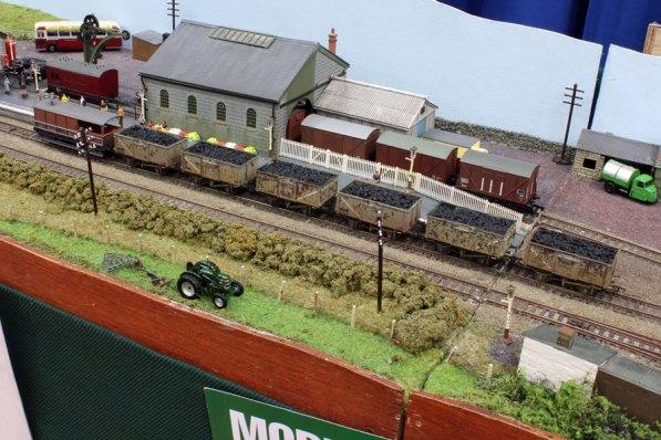 A coal train on 'Moreton Hampstead'