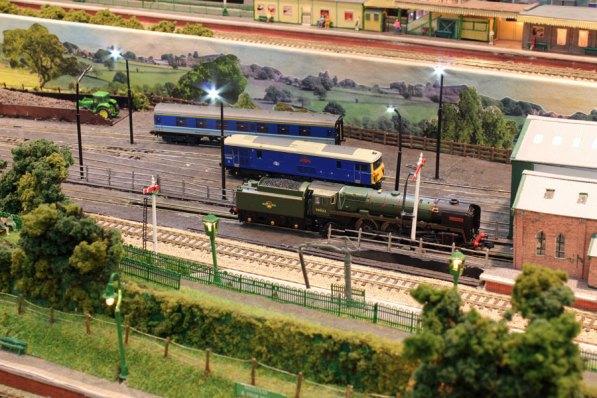 Ropley engine sheds