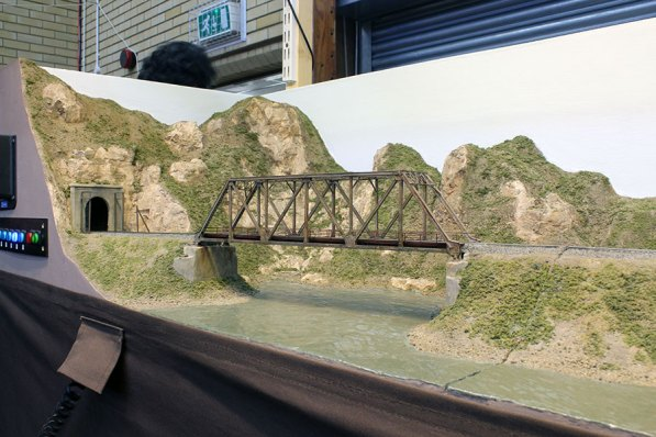 A bridge on Horsthief Bridge