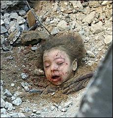 I Talebani usano una bambinabomba