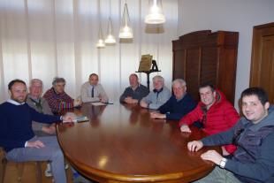 L'incontro con il comitato