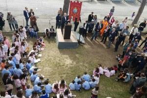 Inaugurazione Scuola di Longiano, 01/04/2017