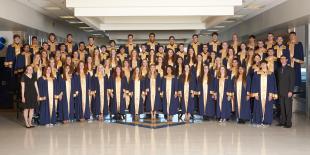 """La """"Kearney High School Chorale"""