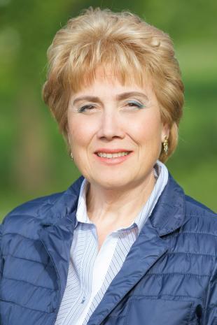 La consigliera comunale Rossana Giusfredi
