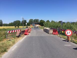 Il ponte riaperto