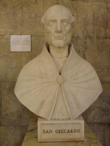 16 giugno Carrara-cattedrale-busto_san_Ceccardo