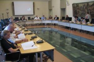 Firma protocollo Aree Interne Basso Ferrarese 3 - 18/07/2017