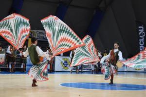 Coppia tradizione. Gara di Sbandieratori e Musici S. Anna in Piaggia di Lucca (1° posto)