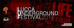 Francesco Zavattari firma la nuova locandina del 'Lucca Underground Festival'