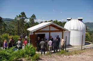 Il calendario delle nuove serate di osservazione astronomica all'osservatorio astronomico-ambientometrico di Vorno