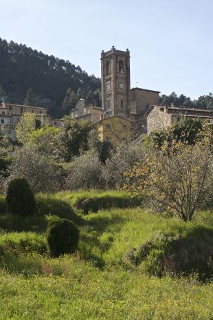 La chiesa di S. Andrea do Compito
