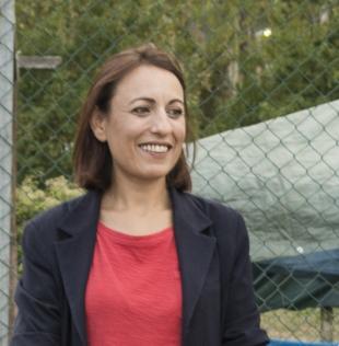 L'assessore alle politiche giovanili, Lia Miccichè