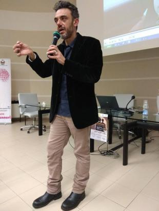 """""""Imparare a gestire il piacere come forma di prevenzione"""". Incontro con Giacomo Grifoni"""