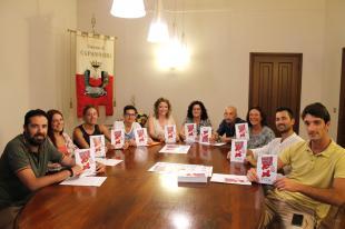 La conferenza stampa di Dallo e vola (foto d'archivio)