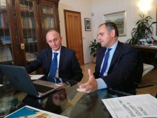 """Quattro progetti del comune sono in """"competizione"""" per ricevere un contributo di 5.000 euro dall'Istituto di credito"""