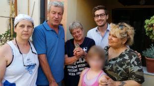 Assessore Francesconi, operatrice di Anpana e salvano un falchetto