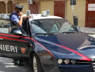 Carabinieri scoprono furto di batterie esauste, denunciati due tifernati