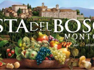 Festa del Bosco a Montone, dal 29 ottobre al primo novembre