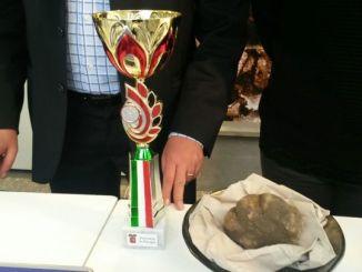 Pietralunga, premiato un tartufo di 312 grammi