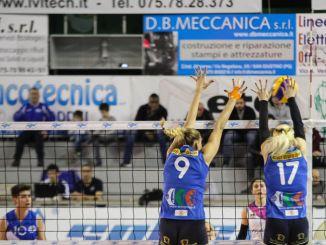 Secca sconfitta (0-3) della Top Quality Group a San Lazzaro Di Savena.