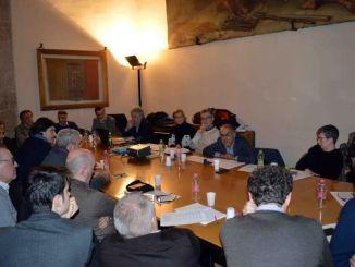 Tela umbra in commissione programmazione a Città di Castello