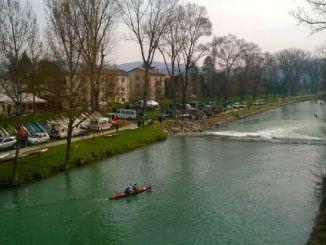 Discesa Internazionale del Tevere da Città di Castello per giungere a Roma