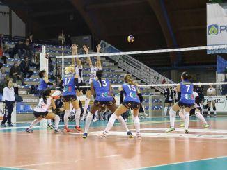 Top Quality Group deve vincere contro Castelfranco di Sotto Sabato 19 marzo l'ultima trasferta toscana della stagione al PalaBagagli