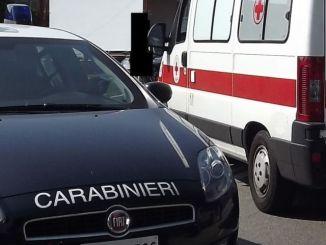 Incidente, tragedia a Bivio Canoscio, muore un ragazzo di quasi 19 anni