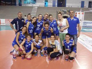 San Giustino Volley supera 3-0 il Rivotorto