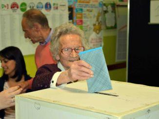 Politiche 2018, a Città di Castello il record di nonna Luisa Zappitelli a 106 anni
