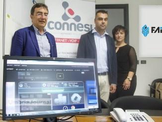 Fibra ottica ultralarga inaugurata a Montone ICT Valle Umbra