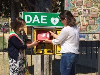 Citerna, è arrivato un nuovo defibrillatore DAE a Fighille
