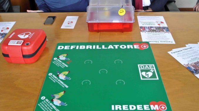 Un defibrillatore in ogni impianto sportivo gestito da Polisport