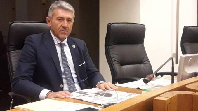 Mancini, Lega, il treno questa volta parte senza Presidente Marini
