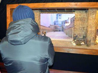 Mostra dei presepi a Città di Castello nella cripta del Duomo, 200 opere
